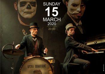 """Opera Chaotique – Live Show """"Dionysian Cabaret"""""""